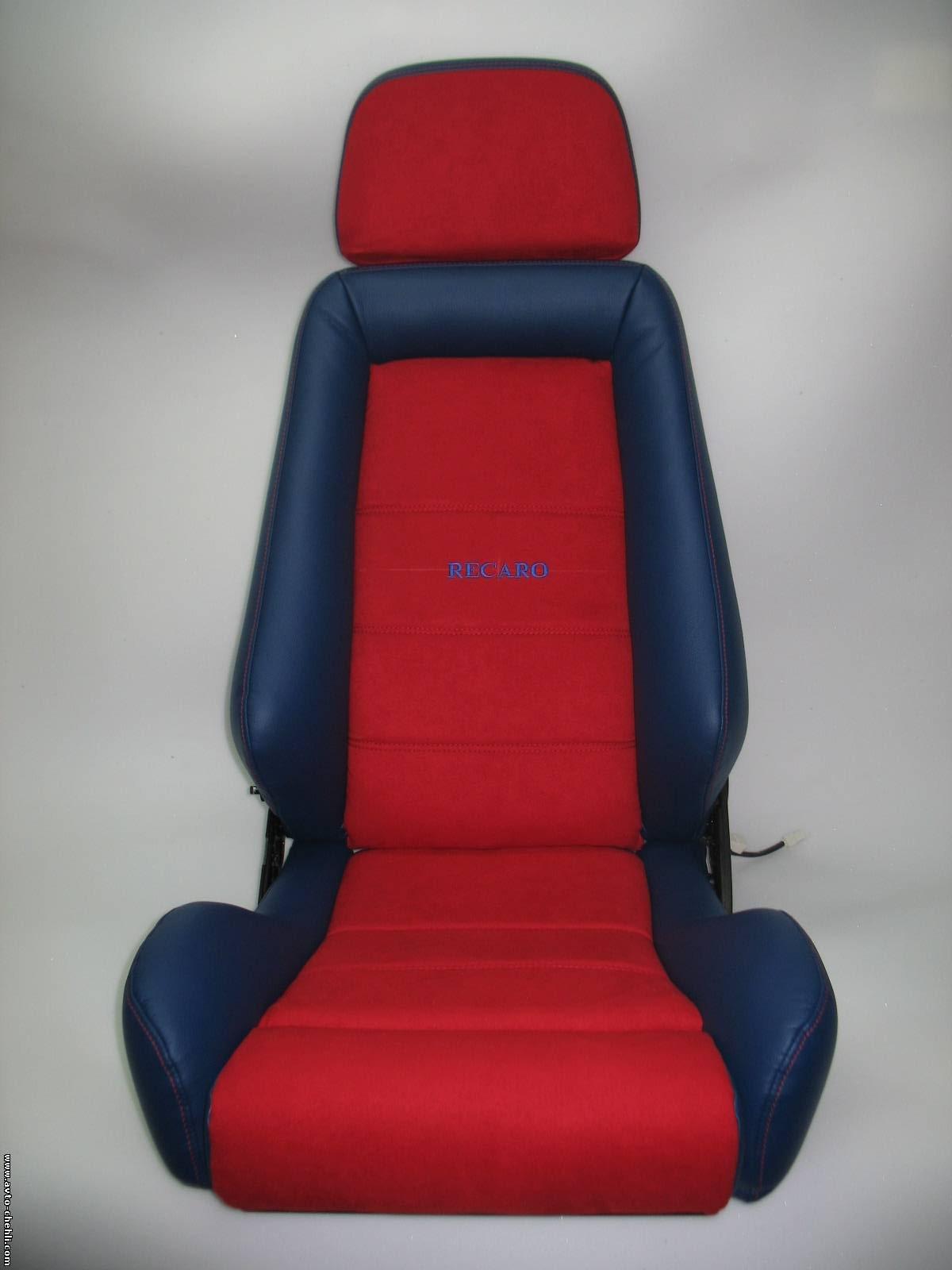 Авто сиденье своими руками фото